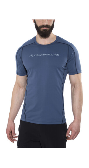 Arc'teryx Phasic Evolution T-Shirt Men Cosmic